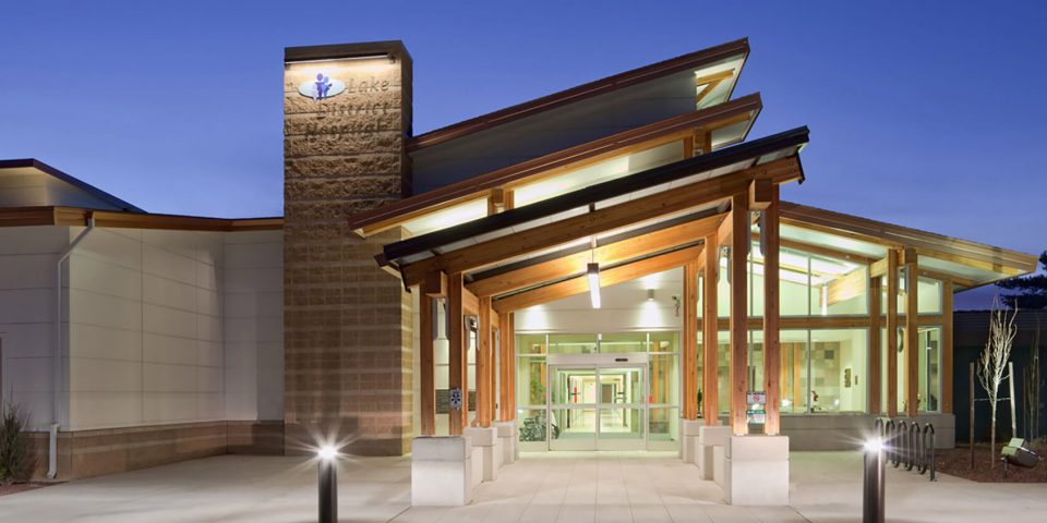 Lake District Hospital, Lakeview, OR